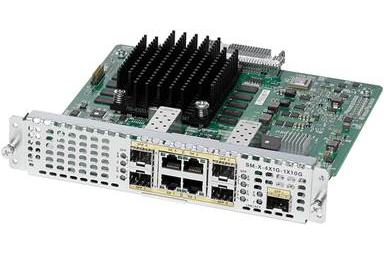 Imagine 1Cisco SM-X-4X1G-1X10G=