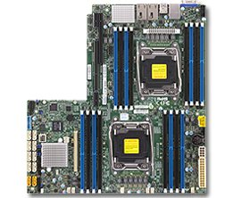 Imagine 1Supermicro MBD-X10DRW-IT-O