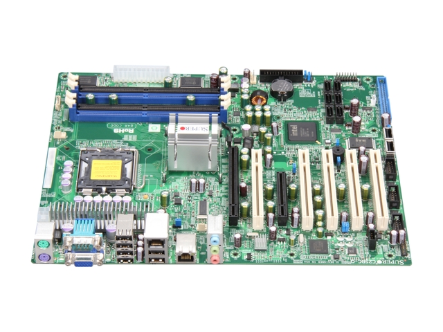 Imagine 2Supermicro MBD-C2SBC-Q-B
