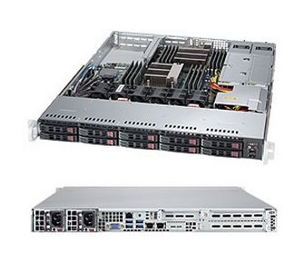 Imagine 1Supermicro SYS-1028R-WC1RT