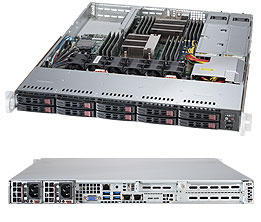 Imagine 1Supermicro SYS-1028R-WTNRT
