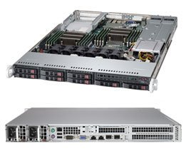 Imagine 1Supermicro SYS-1027R-72RFTP