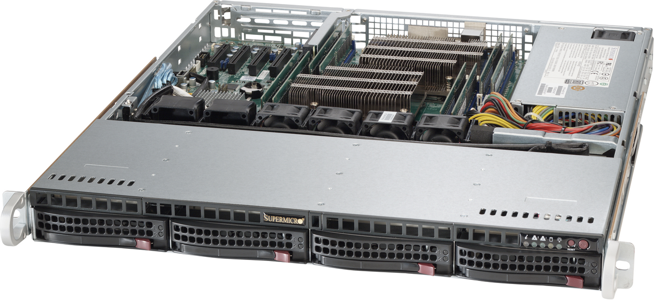 Imagine 1Supermicro SYS-6018R-MTR