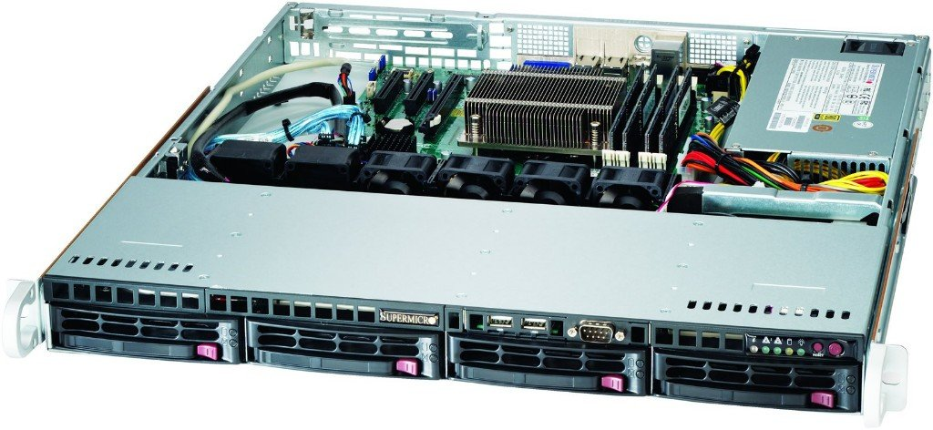 Imagine 1Supermicro SYS-6017B-MTRF