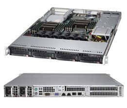 Imagine 1Supermicro SYS-6017R-72RFTP