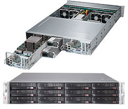 Imagine 2Supermicro SYS-6028TP-DNCR