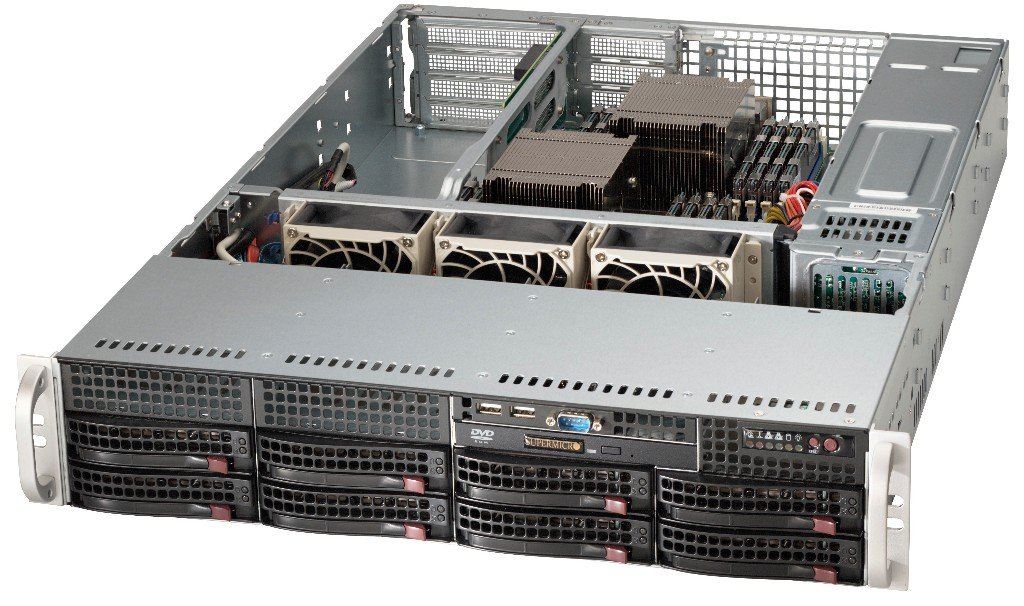 Imagine 1Supermicro SYS-6027B-URF