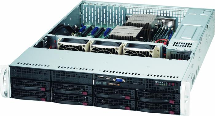 Imagine 1Supermicro SYS-6027R-72RF