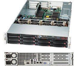 Imagine 2Supermicro SYS-6027R-N3RF4+