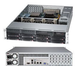 Imagine 1Supermicro SYS-6027R-73DARF