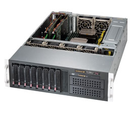 Imagine 1Supermicro SYS-6037R-72RFT+