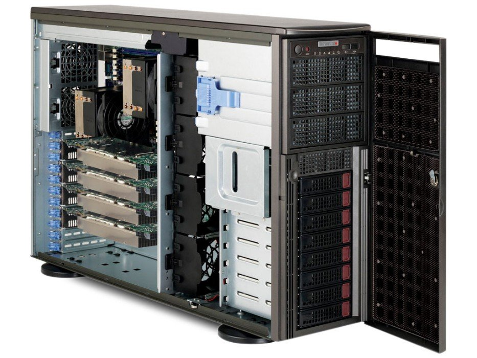 Imagine 1Supermicro SYS-7047GR-TRF