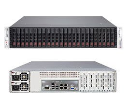 Imagine 1Supermicro SSG-2027R-E1R24L