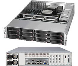 Imagine 1Supermicro SSG-6027R-E1R12N