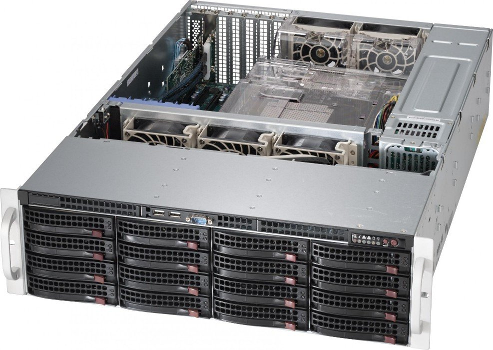 Imagine 1Supermicro SSG-6037R-E1R16N