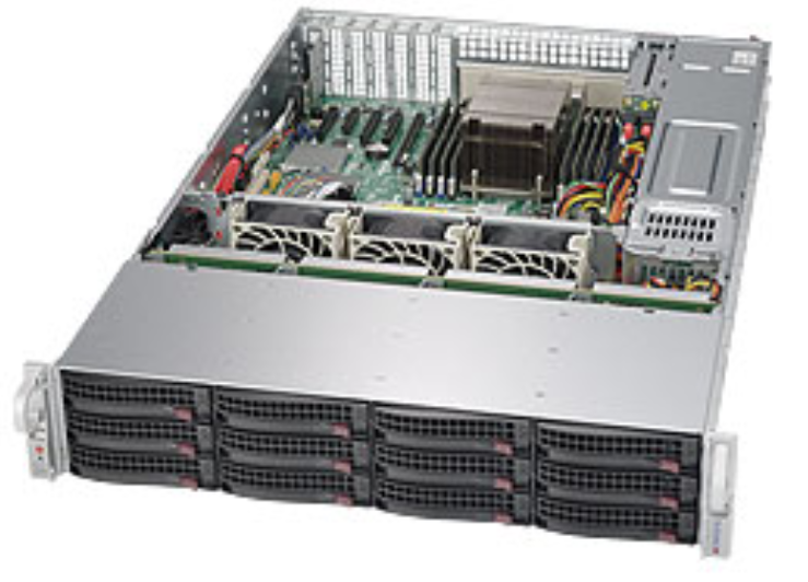 Imagine 1Supermicro SSG-6028R-E1CR12L