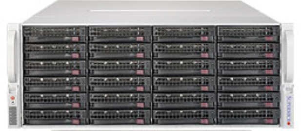 Imagine 1Supermicro SSG-6048R-E1CR36L