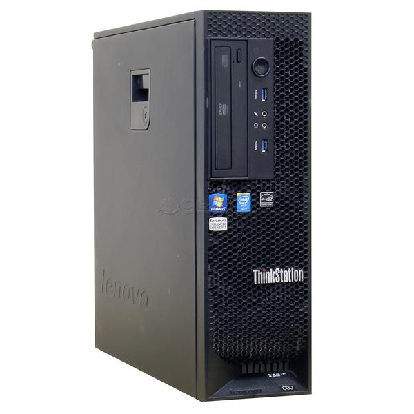 Imagine 1Lenovo ThinkStation C30 2x QC