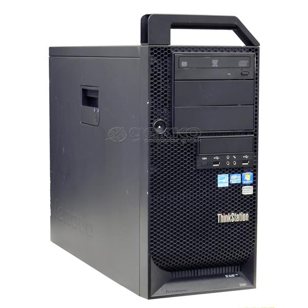 Imagine 1Lenovo ThinkStation D30 2x 6C