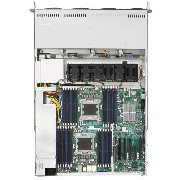 Imagine 3Supermicro Server CSE-815 2x 6C