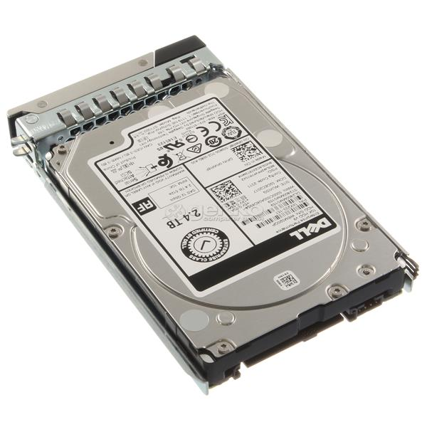Imagine 2Dell HDD 2,4TB 10k SAS 12G SFF R640