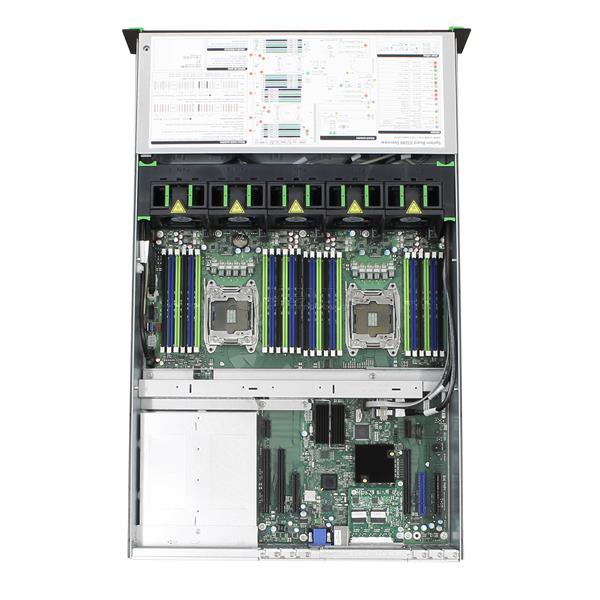 Imagine 3Fujitsu Server Primergy RX2540 M1