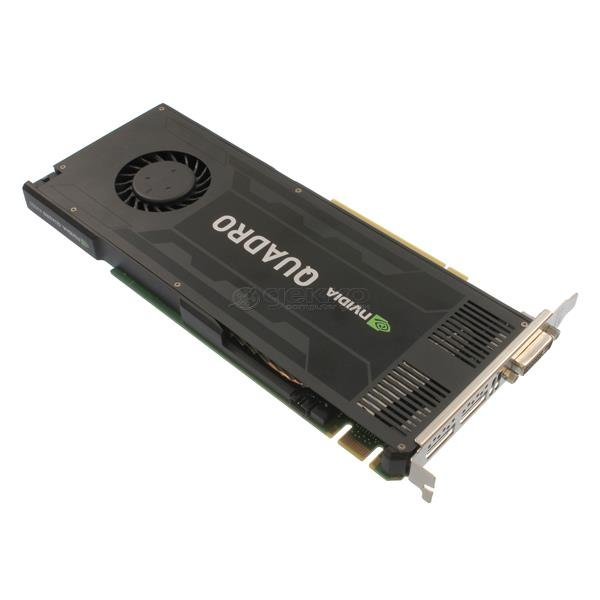 Imagine 1PNY Graphics Quadro K4000 3GB