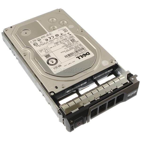 Imagine 1Dell Hard disk 4TB 7,2k SATA