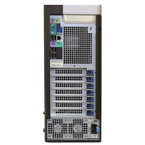 Imagine 2Dell Workstation Precision T7810