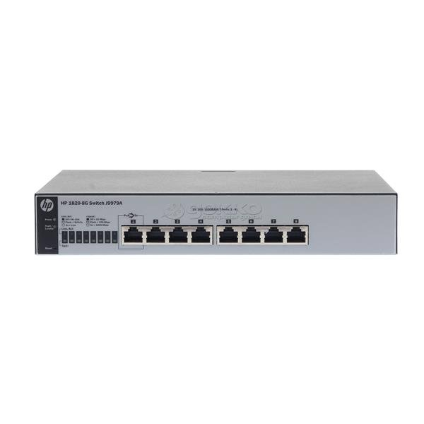Imagine 1HPE Switch OfficeConnect 1820-8G