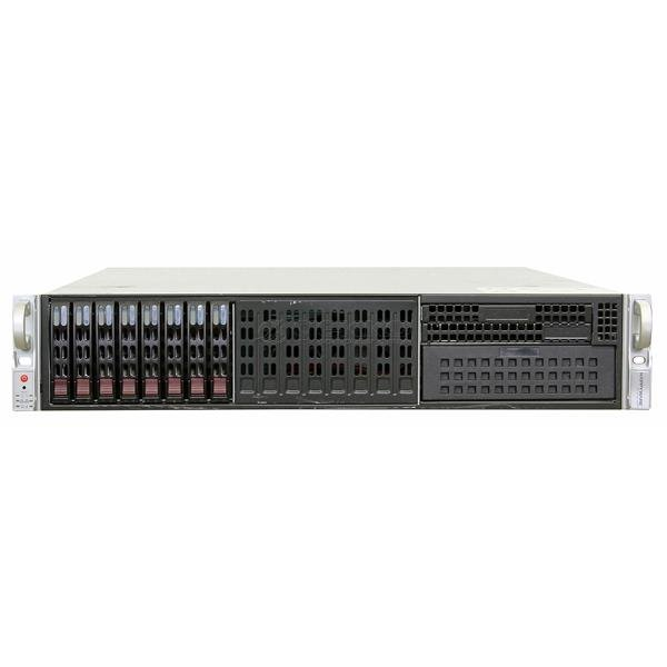 Imagine 1Supermicro Server CSE-213 2x 10C