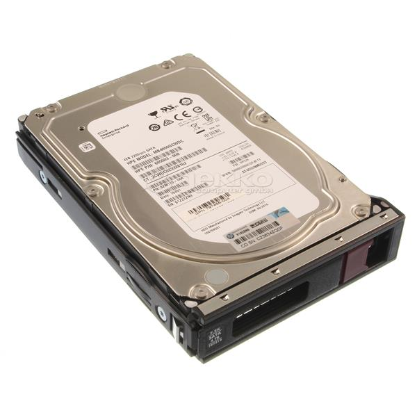 Imagine 1HPE Hard disk 4TB 7,2k SATA