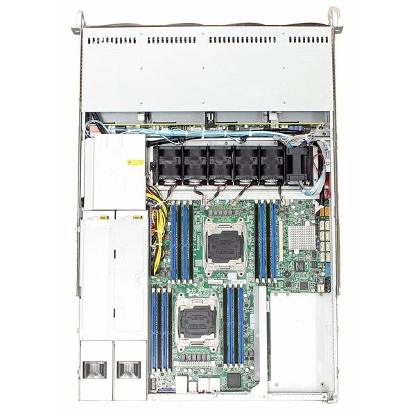 Imagine 2Supermicro Server CSE-815 2x 10C