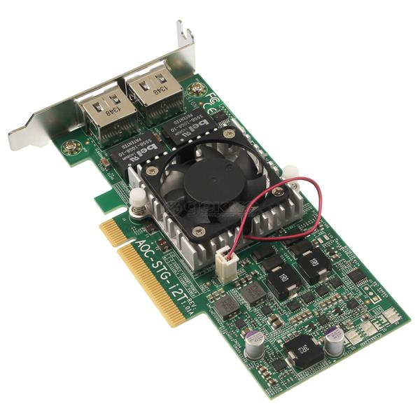 Imagine 2Supermicro Ethernet Adapter DP 10GbE