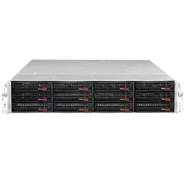 Imagine 1Supermicro Server CSE-826 2x 10C Xeon E5-2690
