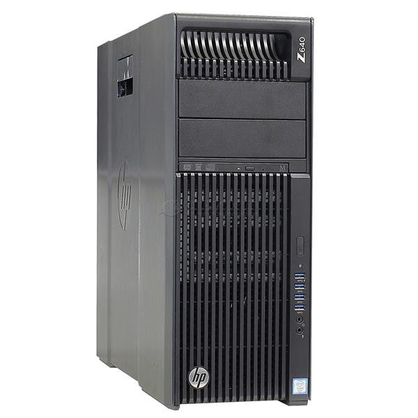 Imagine 1HPE Workstation Z640 2x 6C Xeon E5-2620