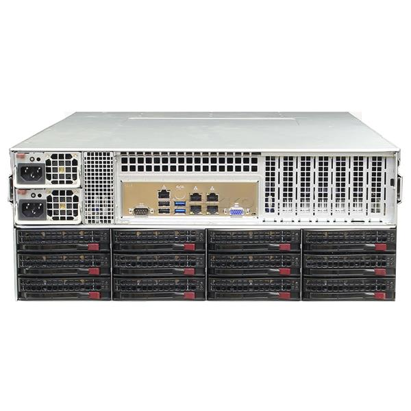 Imagine 2Supermicro Server CSE-847 2x 12C