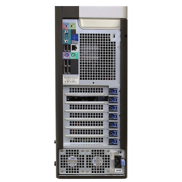 Imagine 2Dell Workstation Precision T5810 QC