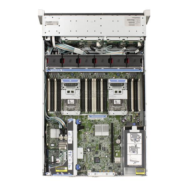 Imagine 2HPE Server ProLiant DL380p Gen8