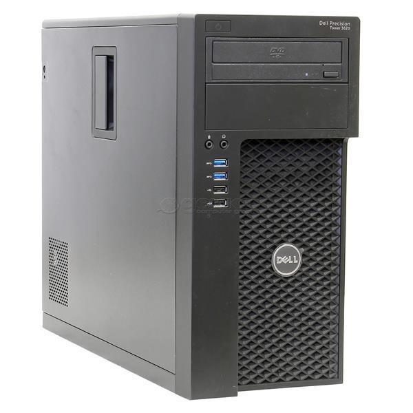 Imagine 1Dell Workstation Precision T3620 QC