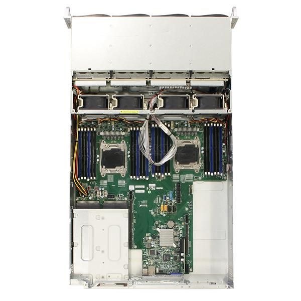 Imagine 3Supermicro Server CSE-829U 2x 12C