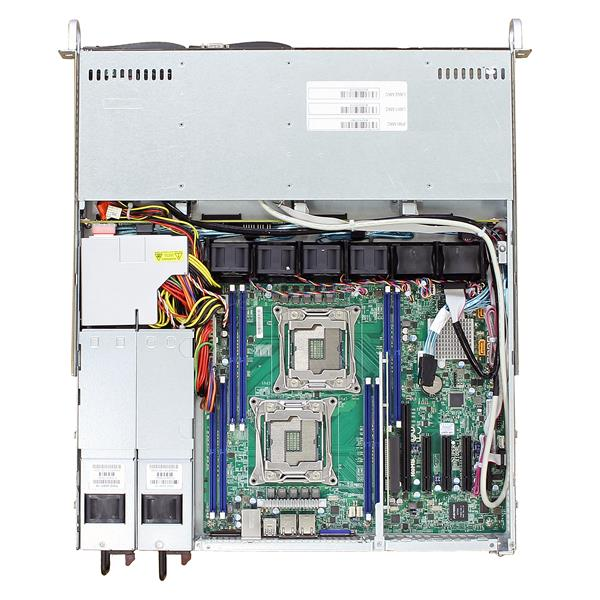 Imagine 2Supermicro Server CSE-813M 2x 6C