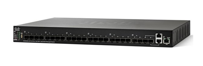 Imagine 1Cisco SG350XG-24F-K9-EU