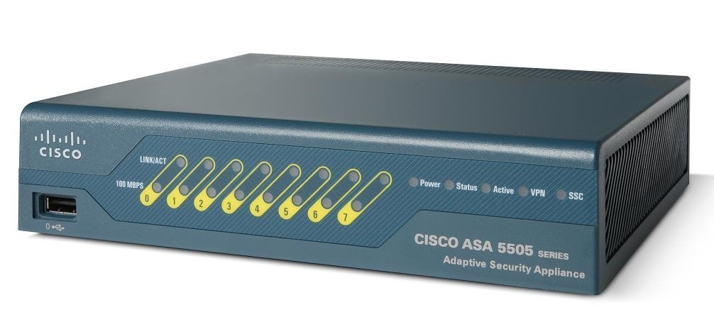 Imagine 1Cisco ASA5505-K8
