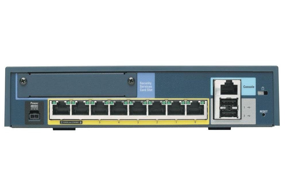 Imagine 2Cisco ASA5505-K8